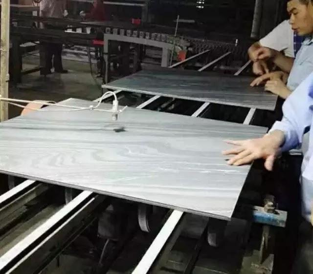 通體大理石瓷磚生產工藝