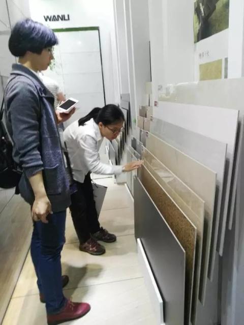 福建萬利磁磚在韓國證券交易所上市5周年, 大、薄、厚產品成福建產區風向標