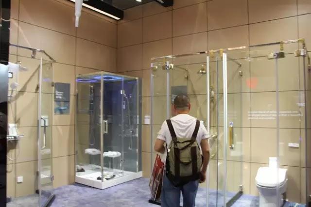 淋浴房品牌普遍風格不明確