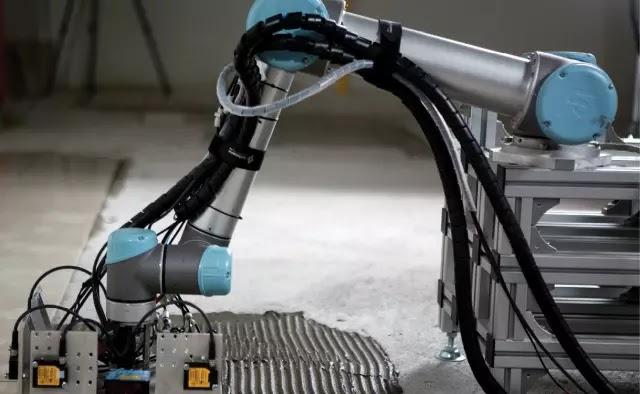 瓷磚鋪貼機器人比熟練的鋪磚工人快上兩到三倍, 真正實現24小時工作、全年無休! 尤其是香港人工昂貴,的確可以引進鋪磚機器人