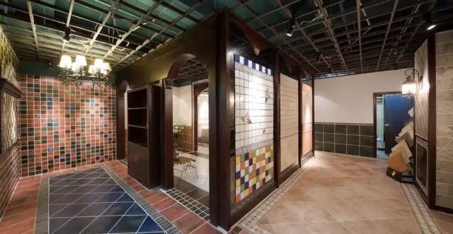 瓷磚終端專賣店如何設計才能吸引顧客?