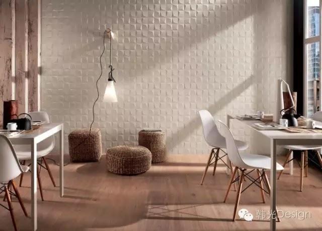 Fap Ceramiche公司設計的Lumina瓷磚。