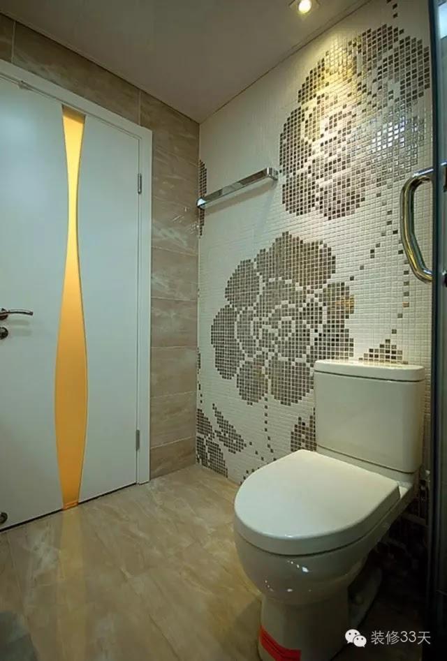 馬賽克mosaic一般衛生間用的比較多