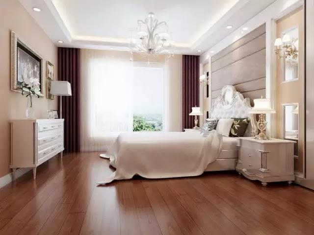 即使應用于現代簡約風的臥室也別有風味