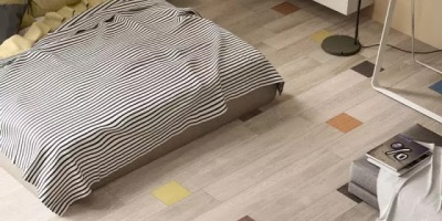 別樣木紋 搭配更靈活 小色塊木紋、塗鴉木紋、撞色木紋…擺脫呆板冷漠的木紋磚,帶來更多樣的多彩效果