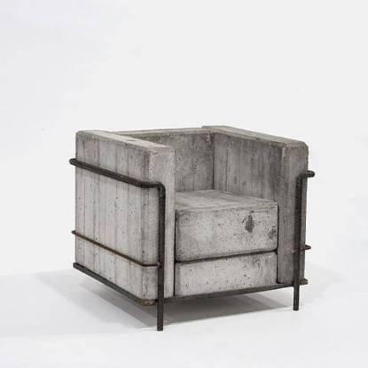 用水泥英泥製造的傢俬-金銀倉-www.shknw.com